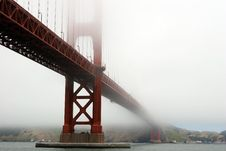 Free Golden Gate Stock Image - 854671