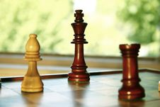 Free Chess Royalty Free Stock Images - 854829