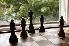 Free Chess Stock Images - 855754