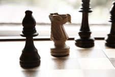 Free Chess Royalty Free Stock Image - 855756