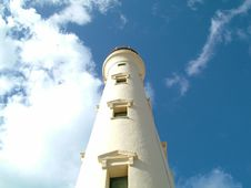 Free Light House Royalty Free Stock Photos - 855808