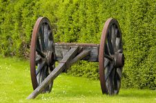 Free Old Wagon Stock Photography - 856342