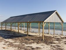 Free Beach Shelter Stock Photos - 856813