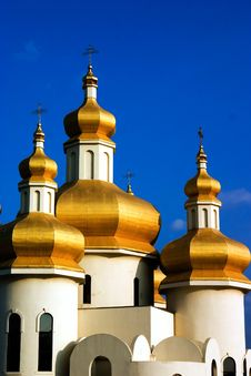 Free Russian Church Stock Images - 858324