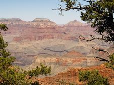 Grand Canyon Colors Stock Images