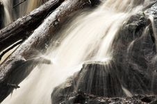 Free Flowing River Detail Stock Photos - 859143