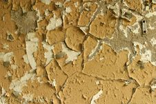Old Wall. Texture Stock Image