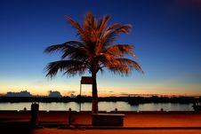 Free Sunset Royalty Free Stock Image - 859246