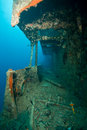 Free Starboard Gangway Of The Thistlegorm Royalty Free Stock Photography - 8508037