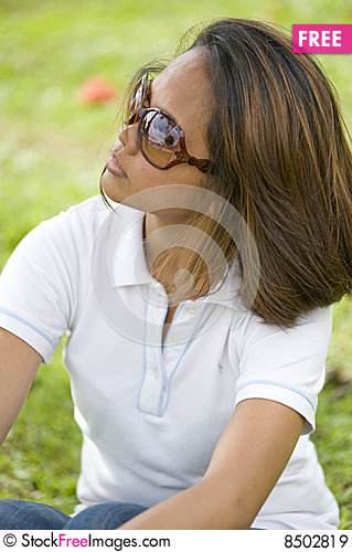 Free Resting At The Park Series 5 Royalty Free Stock Images - 8502819