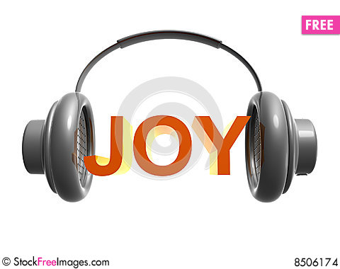 Free Let The World Enjoy The Music Stock Images - 8506174