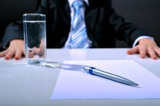 Free Office Detail Stock Image - 8500081
