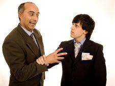 Free Business Men Stock Image - 8500461