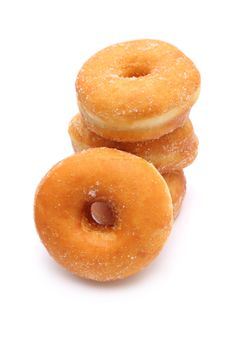 Free Donuts Stack Stock Image - 8500691