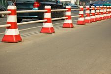 Free Traffic Barrier Stock Photo - 8501510