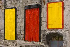 Free Colorful Windows Stock Photo - 8501720