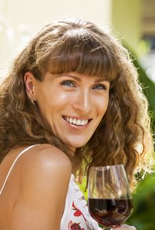 Free Summer  Portrait Stock Image - 8502161