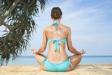 Free Meditation Stock Image - 8502171