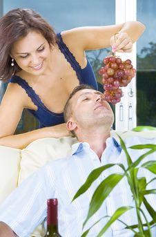 Free Grape Royalty Free Stock Photo - 8502425