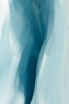 Free Glacier Closeup Stock Photography - 8502772