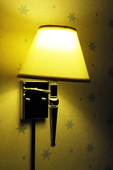 Free Gold Lamp Stock Images - 8502934