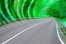 Free Abstract Road Stock Image - 8502981