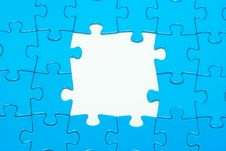 Free Puzzles Stock Image - 8503811