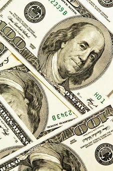 Free Close-up Money Dollars Background Royalty Free Stock Photo - 8504525
