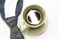 Free Tei And Black Coffe Stock Photo - 8504750
