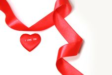 Free Red Heart Stock Photos - 8505113