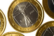 Free Euro Coins Stock Images - 8505524