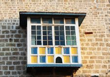 Free Balcony Of House Royalty Free Stock Images - 8505709
