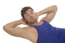 Free Fitness Royalty Free Stock Photo - 8505725