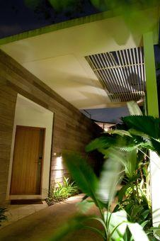 Free Luxury Resort Stock Image - 8506081