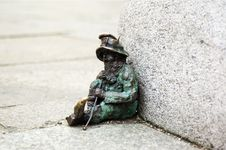 Free Small Gnome Royalty Free Stock Images - 8506999