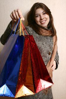 Free Shopping. Stock Photo - 8507340
