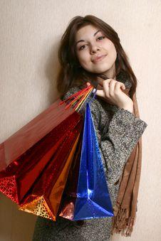 Free Shopping. Stock Photo - 8507480