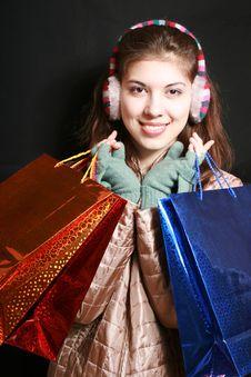 Free Shopping. Stock Photos - 8507693