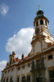 Free Loreta Sanctuary. Prague Royalty Free Stock Photos - 8507818