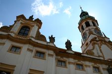 Free Loreta Sanctuary. Prague Stock Images - 8507874