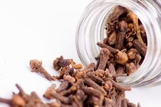 Free Cloves Detail Royalty Free Stock Image - 8508256