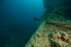 Free Bombs On The Thistlegorm Stock Photo - 8508420