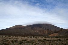 Free The Teide Volcano In Tenerife Stock Images - 8508654
