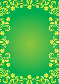 Free FLORAL BACKGROUND Stock Photography - 8508932