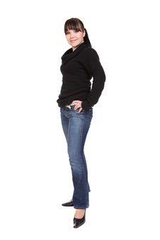 Free Successful Woman Stock Photo - 8509060
