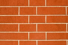 Abstract Brick Wall Background. Royalty Free Stock Photo