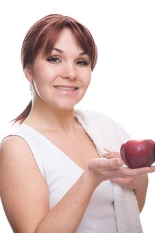 Free Diet Royalty Free Stock Image - 8509206
