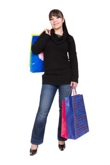 Free Shopping Royalty Free Stock Images - 8509429