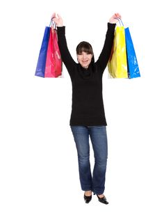 Free Shopping Royalty Free Stock Photography - 8509477
