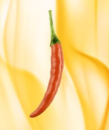 Free Red Chilli Pepper Royalty Free Stock Photos - 8509598